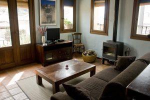 Habitación Superior con chimenea