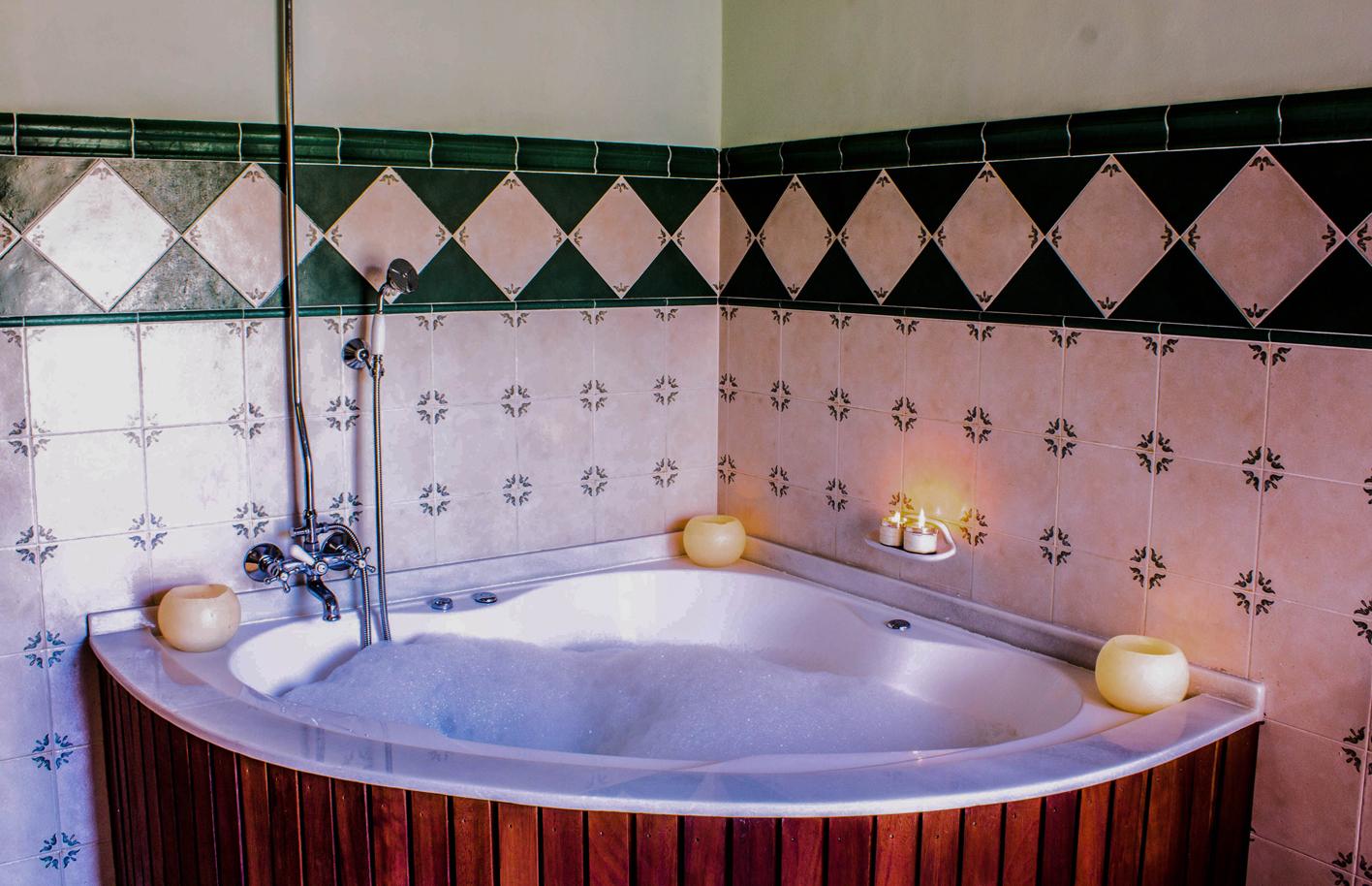 baño superior deluxe