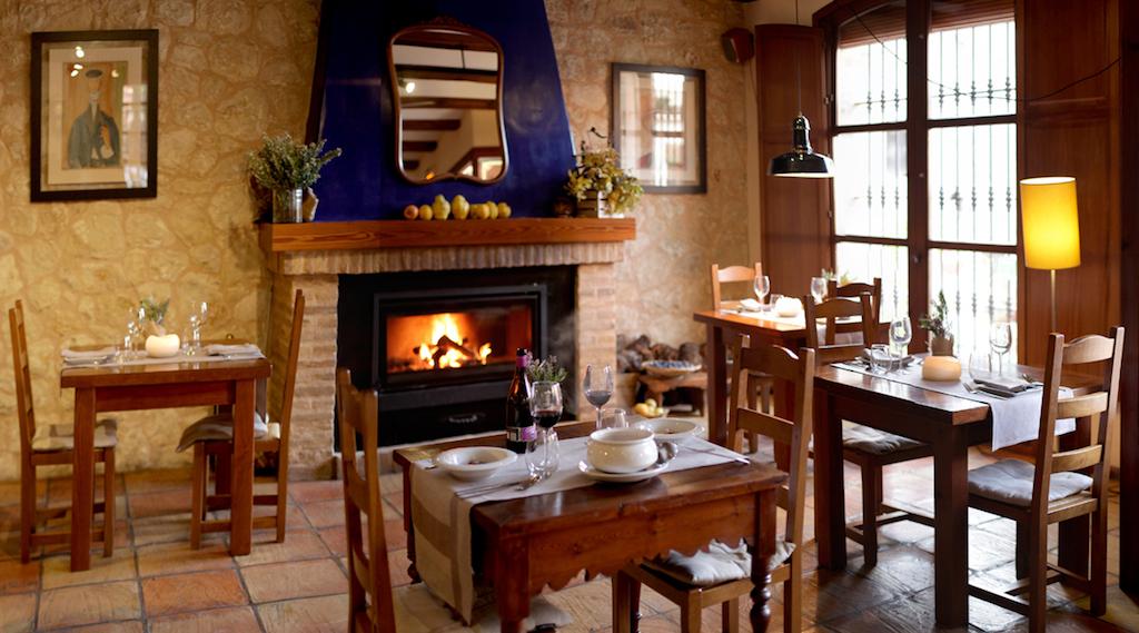 Restaurant de l'Hotel Font d'Alcalà